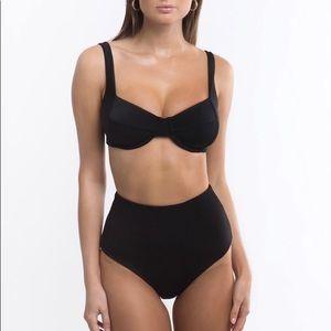 TJ Swim Harlow Bikini top and bottom